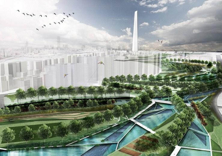 Landscape Urbanism Design Trends Plans And Concept - HomesCorner.Com