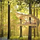 Luxury Tree House Design