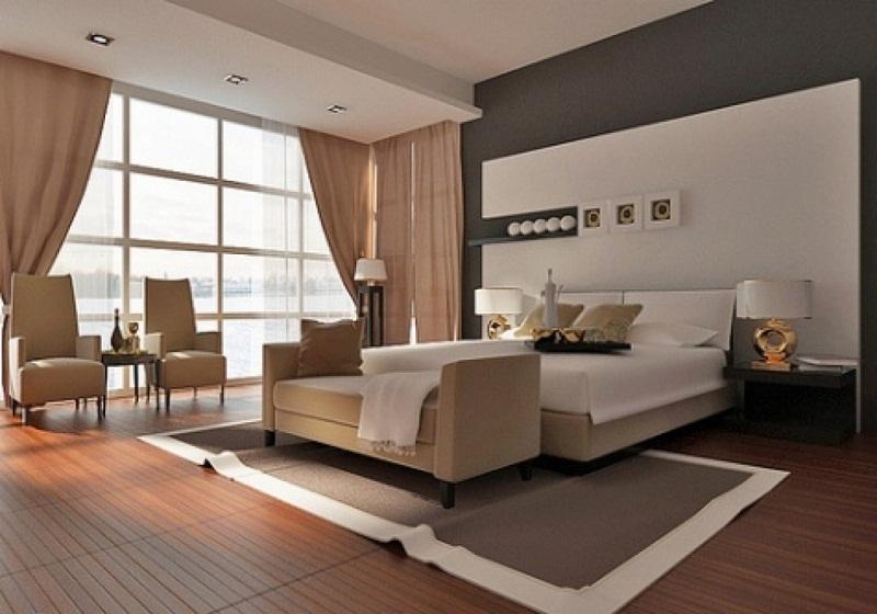 Master Bed Design Studio For Apartment Decorating Ideas