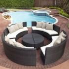 Patio Garden Sofa Ideas