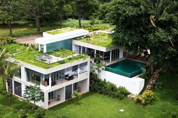 Tierra Villa Garden Design