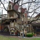 Tree House Play Home Design