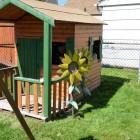 Kids For Playhouse Design For Garden Backyard
