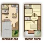 Luxury classic european house plans with narrow lot design - Narrow house interior design ...