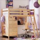Beautiful Loft Teen Bed Ideas