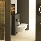 Luxury modern ideas for bathroom tiles and shower