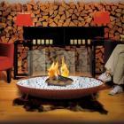 Natural Gas Open Fireplace ideas
