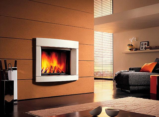 Natural Gas vs. Wood Burning Fireplaces decor ...