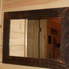 ceramic rustic mirror ideas