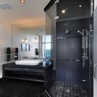 modern dark grey bathroom ideas