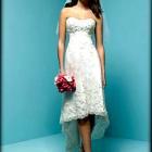 comfortable wedding dress for beach wedding