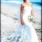 comfortable wedding dress for beach wedding adorable