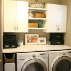 small room laundry room ideas