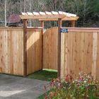garden fences and gates ideas 4
