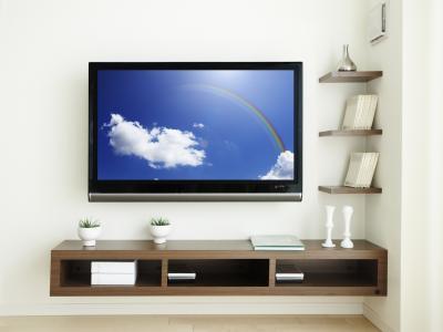 Goreous Wall Mounted Tv Ideas