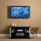 stunning idea of a wall mounted tv ideas