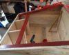 DIY chicken coop ideas inside