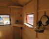 Insatlled Lamp. DIYaffordable Treehouse Ideas