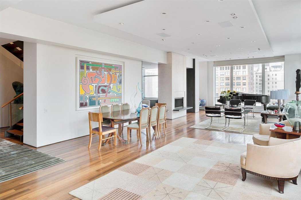 Open Concept Kitchen Living Room Floor Plan And Design Homescorner Com