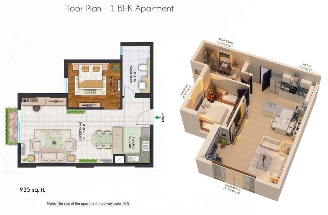 Creative Small Studio Apartment Floor Plans Homescorner Com