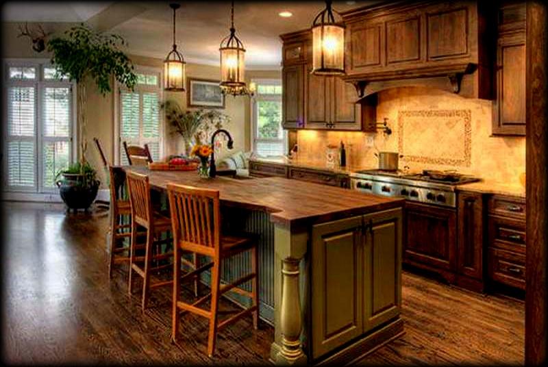 Inspiration To Plan Small Rustic Kitchen Ideas Homescorner Com